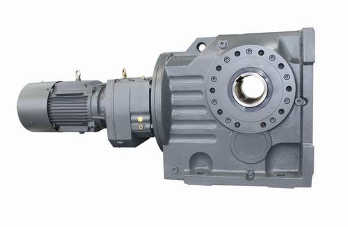 Ka series hollow shaft gear speed reducer geared motor for Hollow shaft gear motor