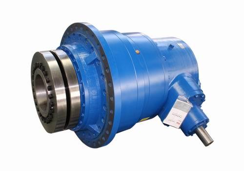 P2ka18 Planetary Gearbox For Apron Conveyor Geared Motor